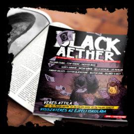 Black Aether #3 – Tartalom