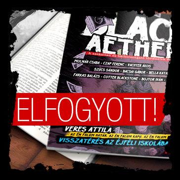 Black Aether #3 – elfogyott